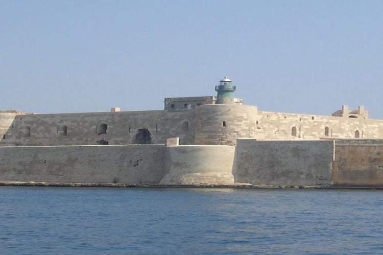Castello Maniace Ortigia