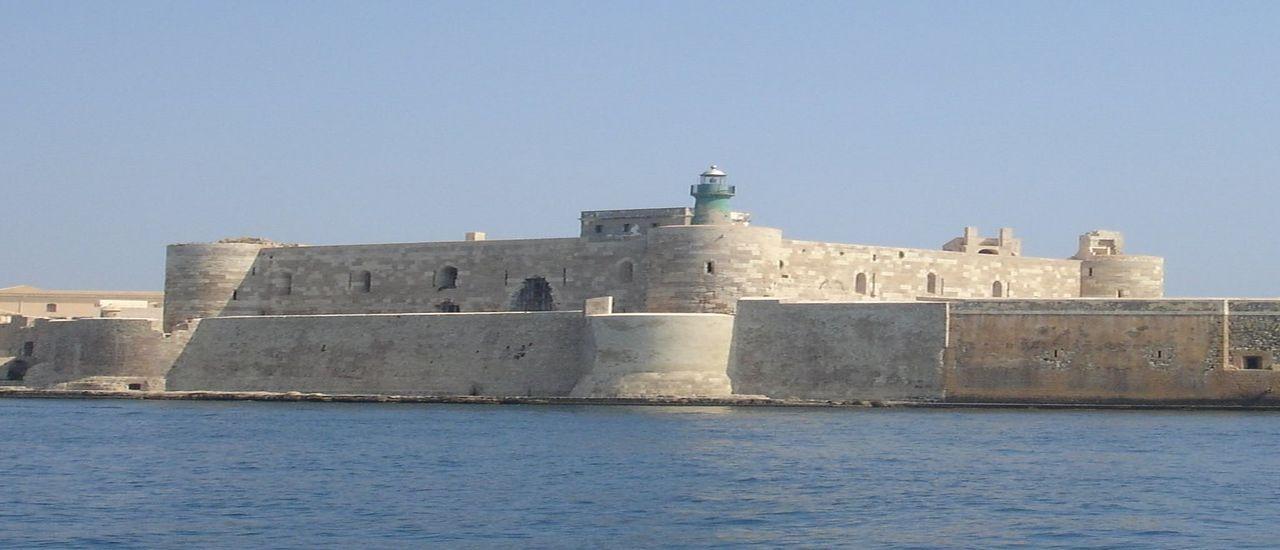 Castello Maniace – Ortigia